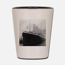 Cute Rms titanic Shot Glass