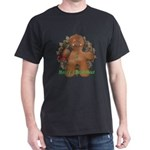 Gingerbread Man Dark T-Shirt