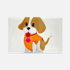 Lovely pet dog s Magnets