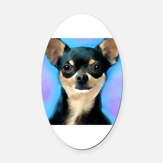 Cute Birthday fathers Oval Car Magnet