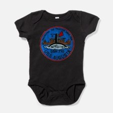 Cute United states military Baby Bodysuit