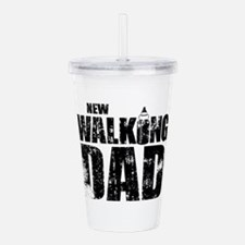 New Walking Dad Acrylic Double-wall Tumbler