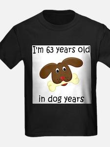 9 dog years 4 T-Shirt