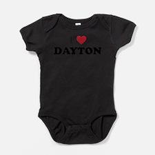 Flyers Baby Bodysuit