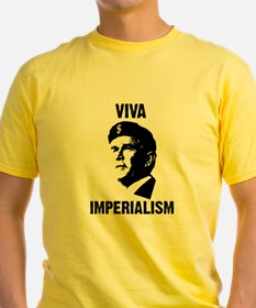 Viva Imperialism Ash Grey T-Shirt
