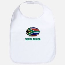 Cool South african rugby Bib