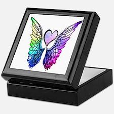 Cool Angel Keepsake Box