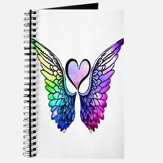 Cute Angel wings Journal