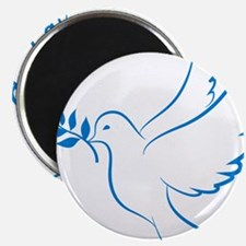 Dove of peace Magnets