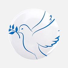 Dove of peace Button