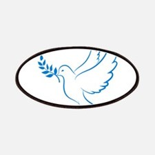 Dove of peace Patch