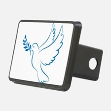 Dove of peace Hitch Cover