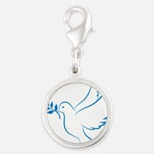 Dove of peace Charms