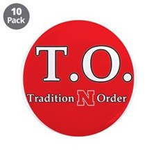 "Nebraska Tradition N Order 3.5"" Button (10 pack)"