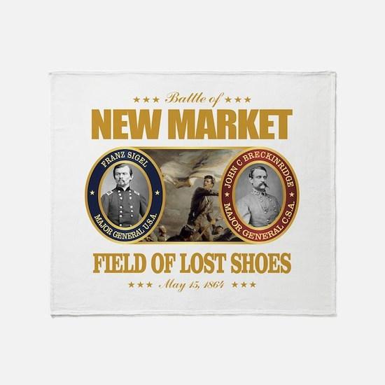 New Market (FH2) Throw Blanket