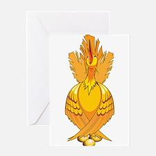 Phoenix Greeting Cards