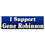 Support Gene Robinson Bumper Sticker