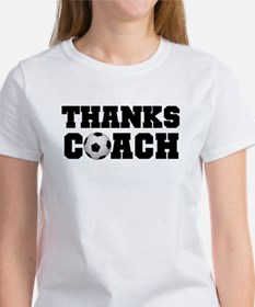 Soccer Thanks Coach Tee