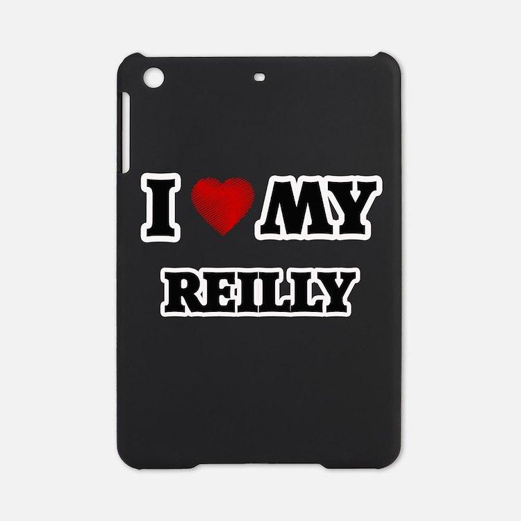 I love my Reilly iPad Mini Case