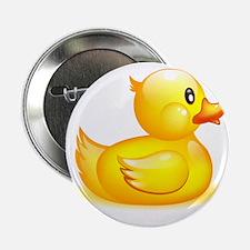 "Rubber duck 2.25"" Button"
