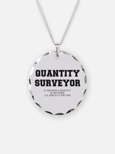 QUANTITY SURVEYOR - ILL LOOK Necklace