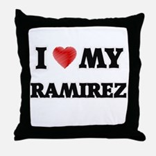 I love my Ramirez Throw Pillow