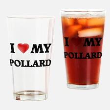 I love my Pollard Drinking Glass