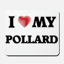 I love my Pollard Mousepad