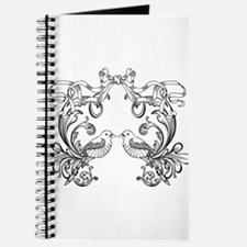 European pattern line art Journal