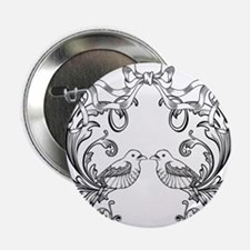 "European pattern line art 2.25"" Button"