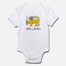Lion flag Body Suit