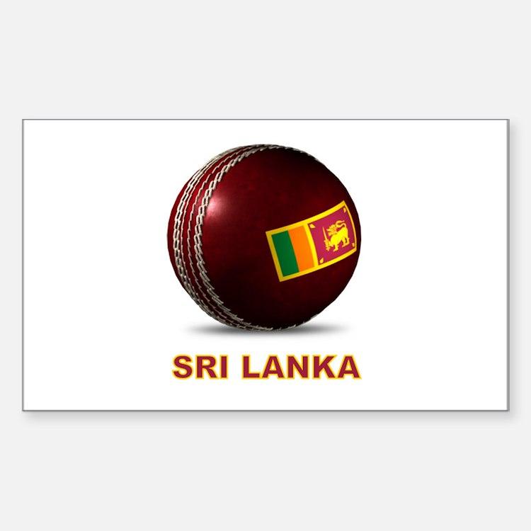 Wall Decoration Stickers In Sri Lanka : Sri lanka cricket bumper stickers car decals