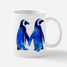 Tux love Mugs