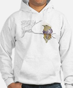 Lovely hand painted pattern Jumper Hoody