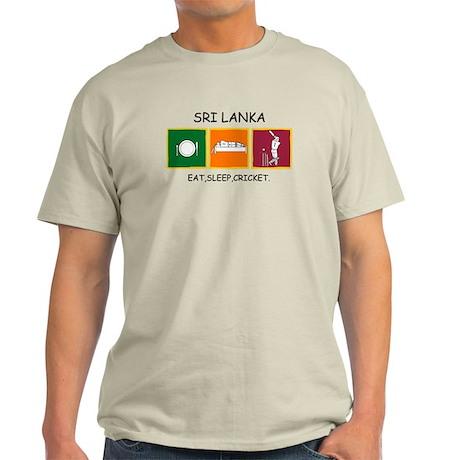 Eat,sleep,cricket T-Shirt