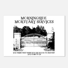 Cute Cemetery Postcards (Package of 8)