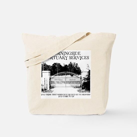 Cute Evil Tote Bag