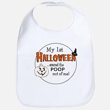 Baby's First Halloween bib