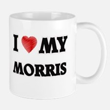 I love my Morris Mugs
