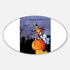 Halloween theme design illustration Decal