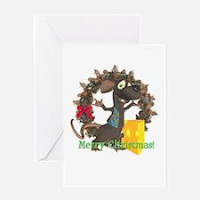 Ratachewie Christmas Card