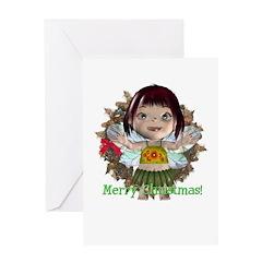 Blossom Christmas Card
