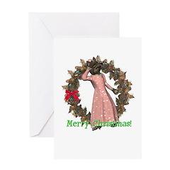 Big Bad Wolf Christmas Card