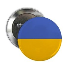 """Ukraine Flag"" 2.25"" Button"
