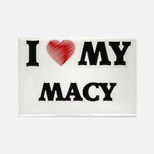 I love my Macy Magnets