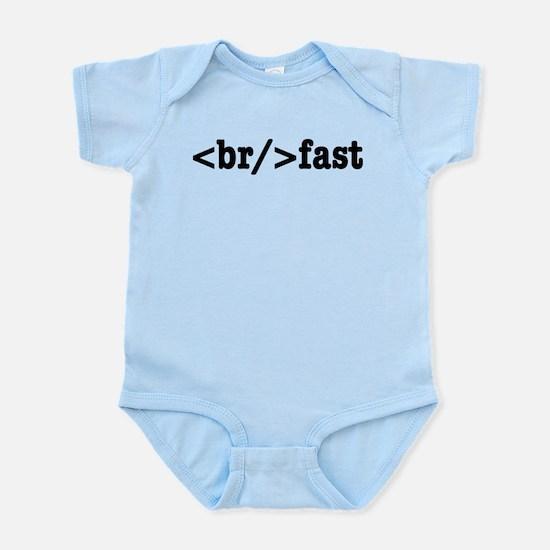 breakfast HTML Body Suit