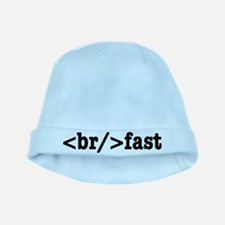 breakfast HTML baby hat