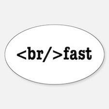 breakfast HTML Decal