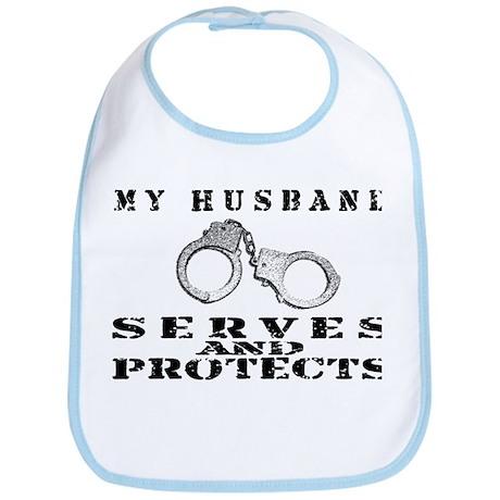 Serves & Protects Cuffs - Hsbnd Bib