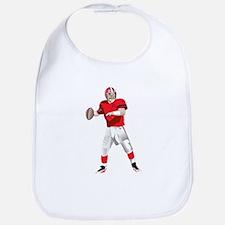 American football player Bib